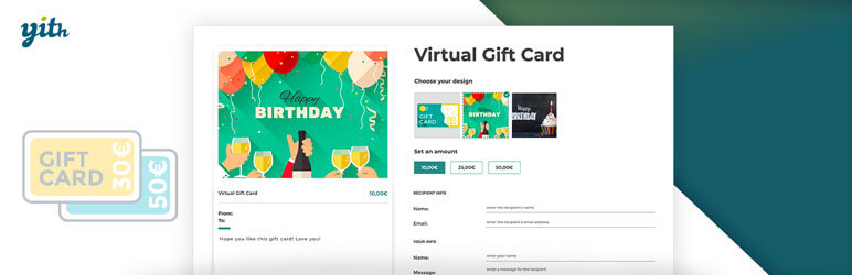 Plugin tạo Coupon giảm giá gift card